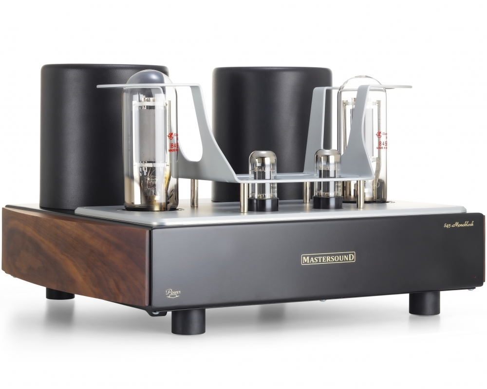 Monoblocks 845 - Mastersound