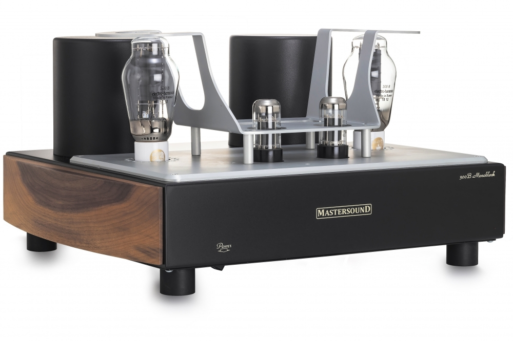 Monoblocks 300B Plus - Mastersound